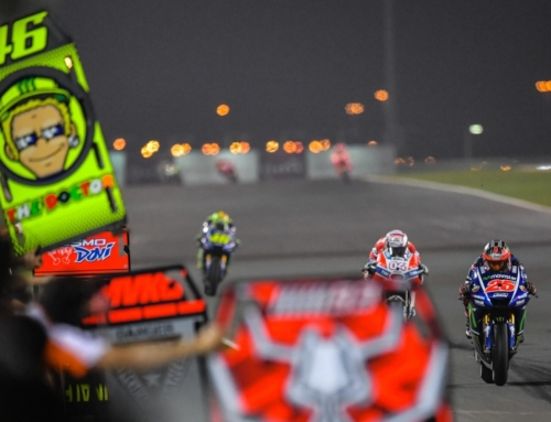 MotoGP is coming
