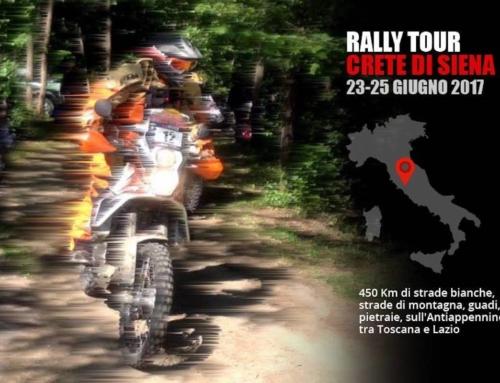 Al via il 23 giugno il Rally Crete di Siena 2017