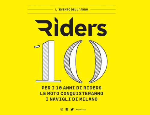 Riders10, le moto conquistano i Navigli