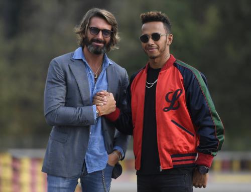 Lewis Hamilton e MV Agusta ancora insieme