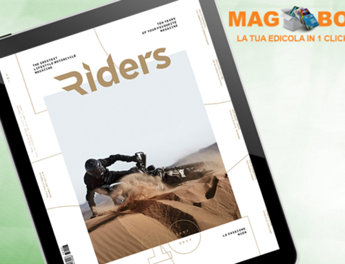 Riders in versione digitale su MagBox