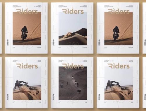 Riders, la critica del numero di settembre