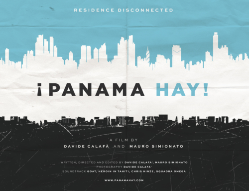 Panama Hay, a film by Davide Calafà and Mauro Simionato