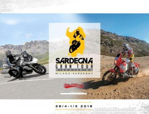 Sardegna Gran Tour, i dettagli del percorso