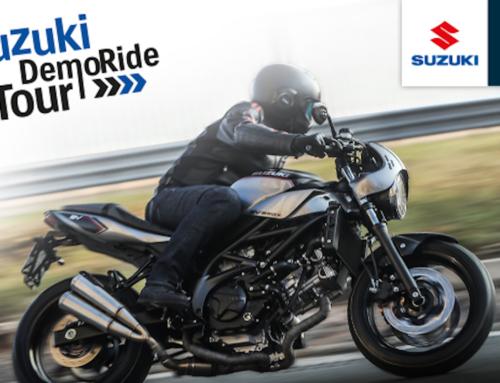 Suzuki DemoRide Tour, penultima tappa il 23 e 24 giugno
