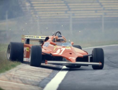 Gilles Villeneuve – il mito che non muore, in mostra al Monza Eni Circuit