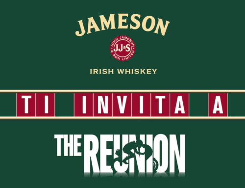 Jameson ti invita a The Reunion
