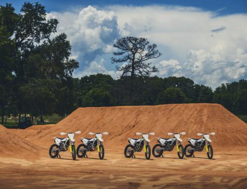 Husqvarna, svelata la gamma motocross m.y. 2019