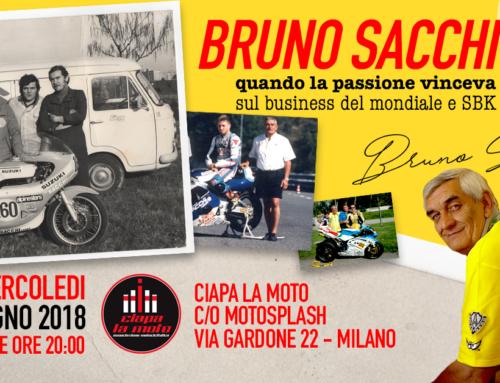 Ciapa la Moto ricorda Bruno Sacchi e l'epopea dei gentlemen rider