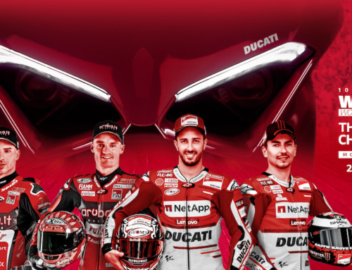 The Race of Champions, sfida tra leggende Ducati al WDW