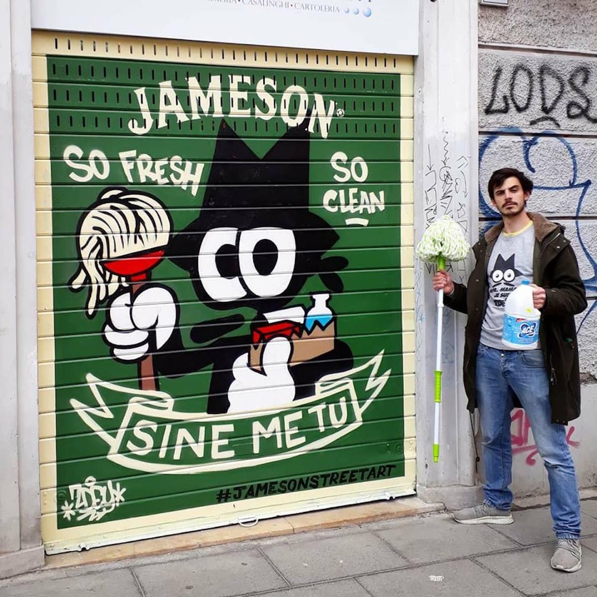 Zdey Riders Jameson