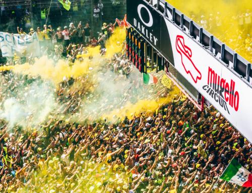 MotoGP: l'elettricità del Mugello