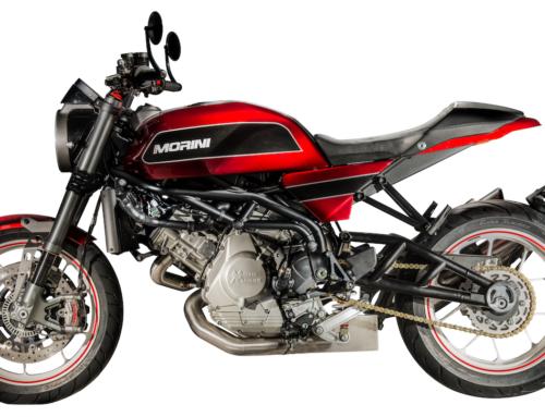 Moto Morini Milano, edizione limitata