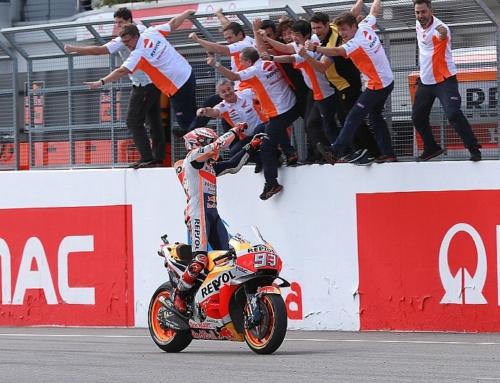 MotoGP: Marquez ha chiuso il Mondiale?