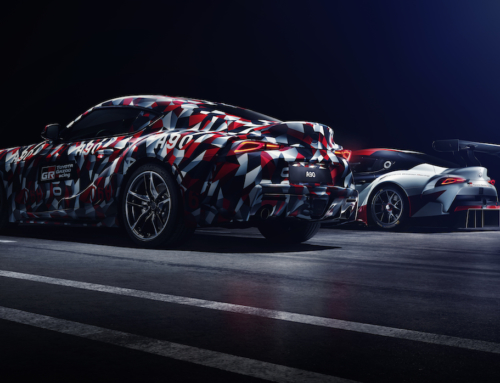 La nuova Toyota Supra al Festival of Speed di Goodwood
