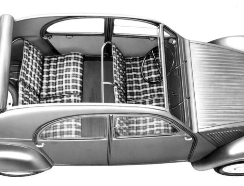 Citroën, le astuzie della 2CV