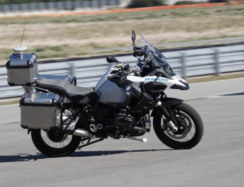 BMW presenta la R 1200 GS a guida autonoma