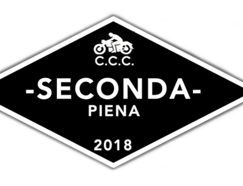 Seconda Piena, l'evento di Riders