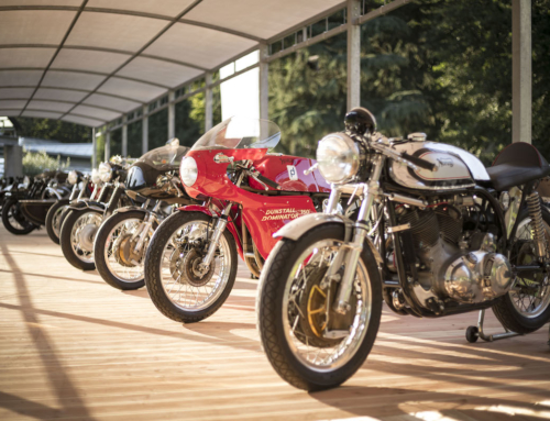 Il fascino delle moto al Concorso d'Eleganza Villa D'Este 2019