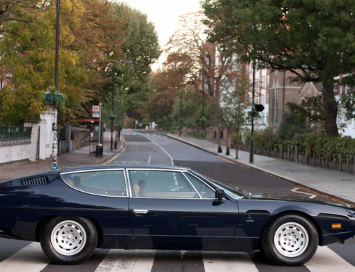 Londra, Lamborghini celebra i 50 anni dell'Espada