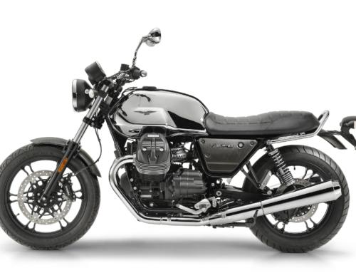 Moto Guzzi lancia la V7 III m.y 19