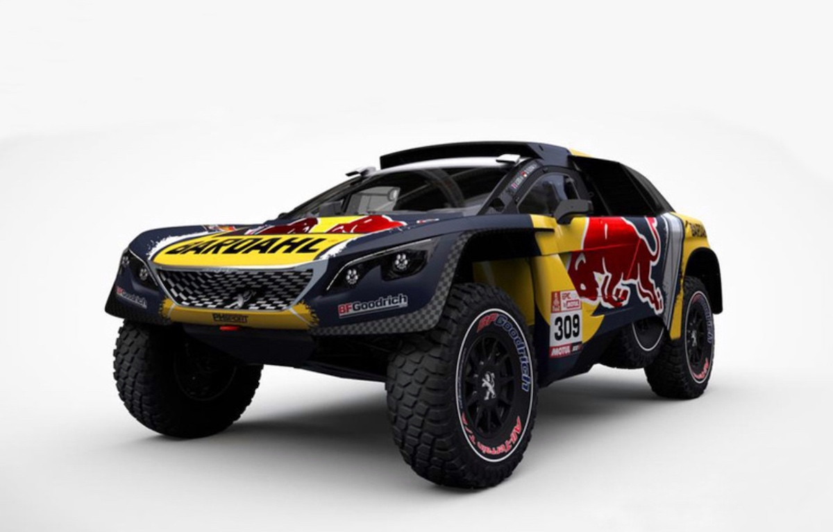 s bastien loeb alla dakar 2019 con una peugeot privata riders magazine. Black Bedroom Furniture Sets. Home Design Ideas