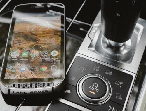 Land Rover presenta il 4×4 degli smartphone