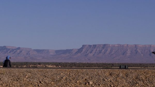 Traversata Sahara Citroen