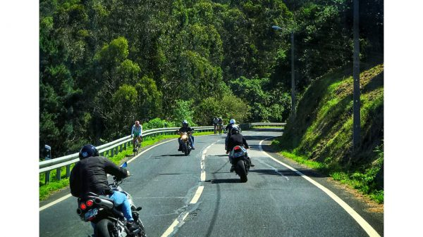 Motociclisti Contromano