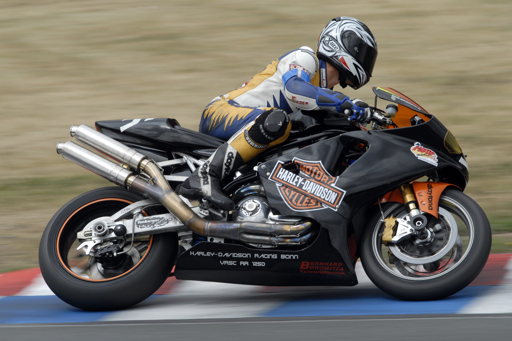 Harley-Davidson VRSC-RR